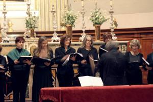 AnimaDelNatale, Benjamin Britten Chiesa del Monserratto, Roma 12/2013