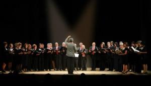 """""""Le vie del madrigale""""Teatro Palladium, Roma 06/2014"""
