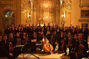 Misa Tango Chiesa del Gesù Frascati, 2016