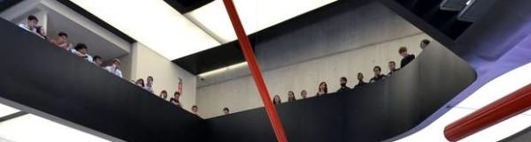 Performance Museo Maxxi, Roma 06/2014