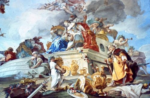 Jephte e il dolore del barocco