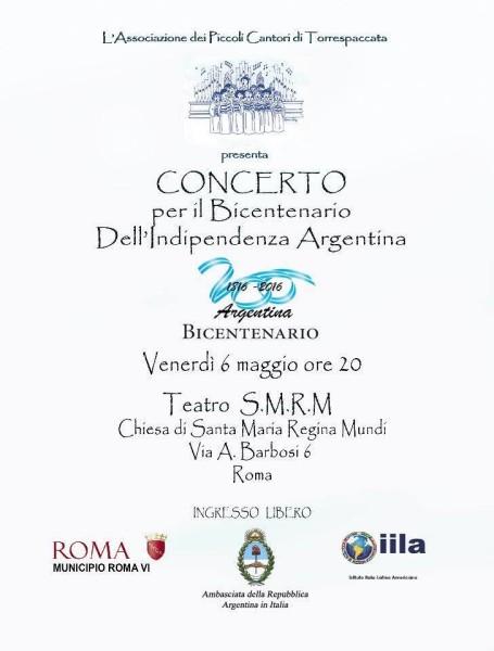 concerto bicentenario argentina