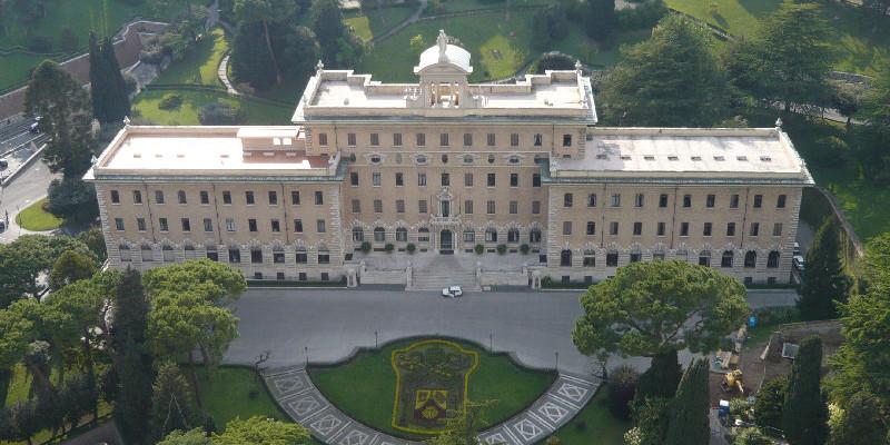 Palazzo_del_Governatorato Vaticano