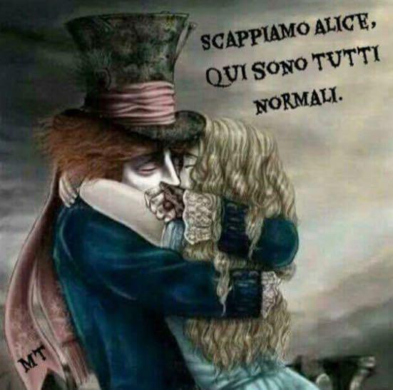 Scappiamo Alice...