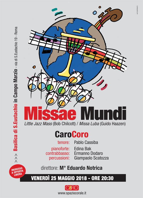 Il CaroCoro: Missae Mundi