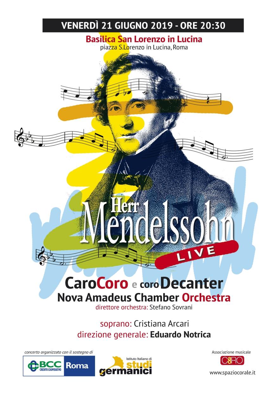 Mendelssohn!